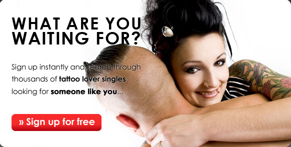 Dating for tattoo lovers